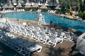 Webcam en línea del Holiday Inn Panama City Beach