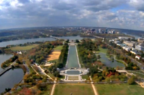 Webcam en vivo del Monumento a Washington DC